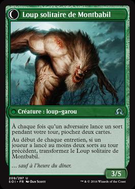 Loup solitaire de Montbabil