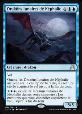 Drakôns lunaires de Néphalie