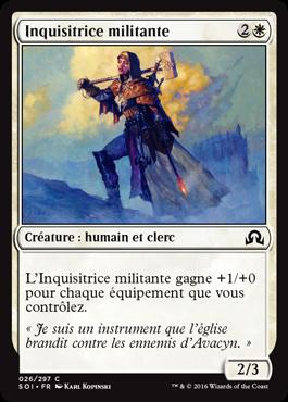 Inquisitrice militante
