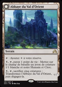 Abbaye du Val d'Orient