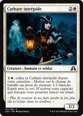 Cathare intrépide