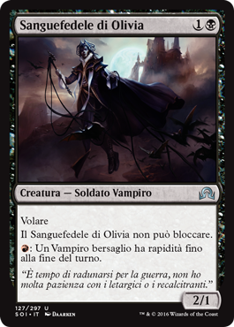 Olivia's Bloodsworn