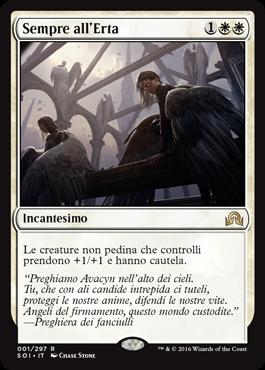 ABBATTERSI SUI PECCATORI DESCEND UPON THE SINFUL Magic SOI Shadow of Innistrad