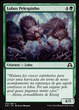 Lobos Pelespinho