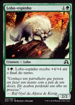 Lobo-espinho
