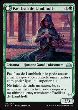 Pacifista de Lambholt