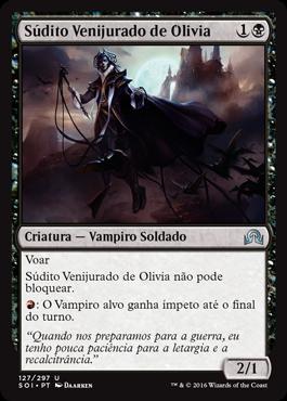 Súdito Venijurado de Olivia