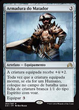 Armadura do Matador
