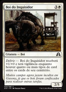 Boi do Inquisidor