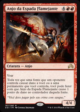 Anjo da Espada Flamejante