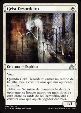 Geist Desordeiro