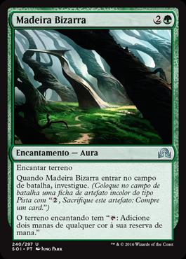 Madeira Bizarra