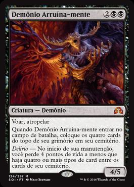Demônio Arruína-mente