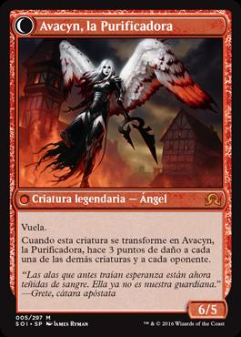 Avacyn, la Purificadora