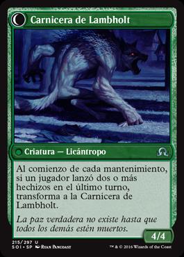 Carnicera de Lambholt