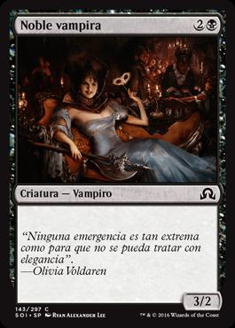 Noble vampira