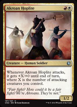 Akroan Hoplite