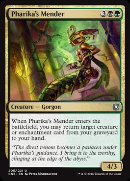 Rparatrice di Pharika