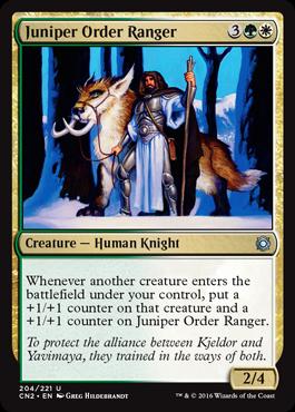 Ranger dell'Ordine di Juniper