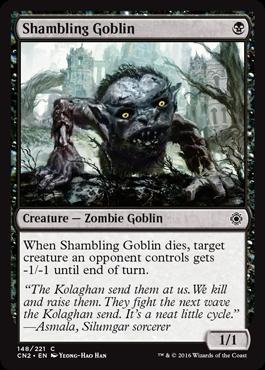 Goblin Barcollante