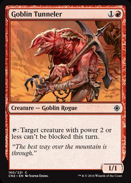 Scavatore Goblin