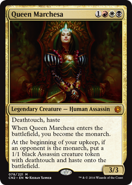 Queen Marchesa