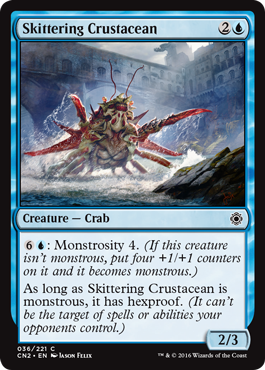 Skittering Crustacean