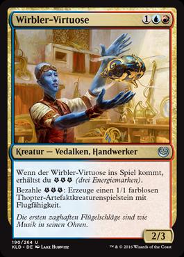 Wirbler-Virtuose