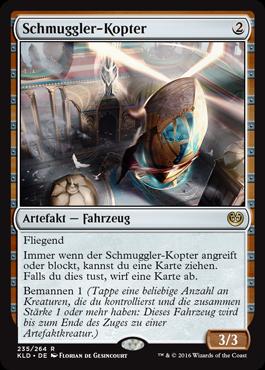 Schmuggler-Kopter