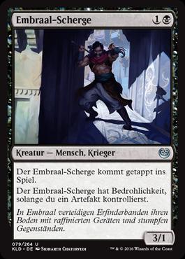Embraal-Scherge