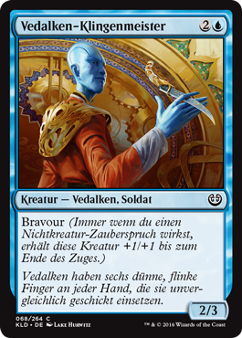 Vedalken-Klingenmeister