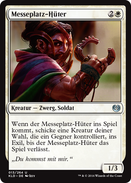Messeplatz-Hüter