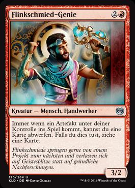 Flinkschmied-Genie