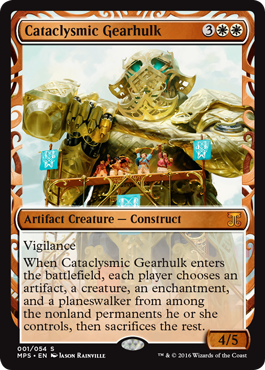 masterpiece series kaladesh inventions magic the gathering