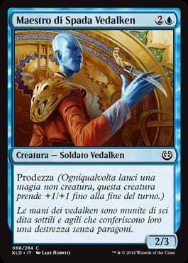 Maestro di Spada Vedalken