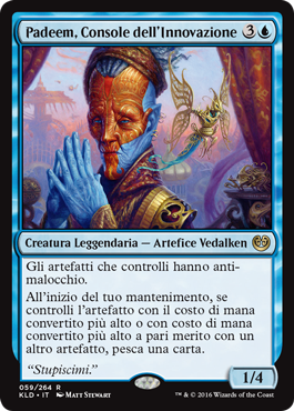 KLD - Analisi del Colore Blu + Video