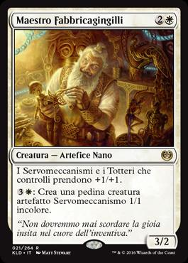 Maestro Fabbricagingilli