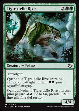 Tigre delle Rive
