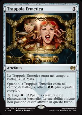 Trappola Ermetica