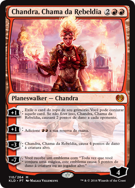 Chandra, Chama da Rebeldia