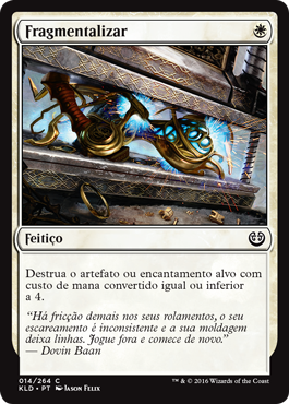 Fragmentalizar