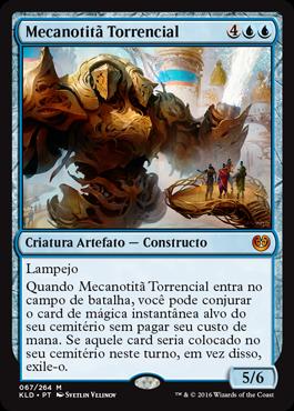 Mecanotitã Torrencial
