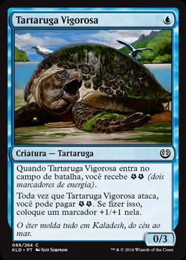 Tartaruga Vigorosa