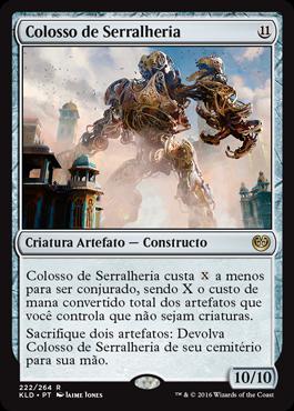 Colosso de Serralheria
