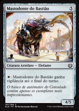 Mastodonte do Bastião