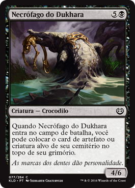Necrófago do Dukhara