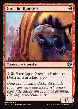 Gremlin Ruinoso