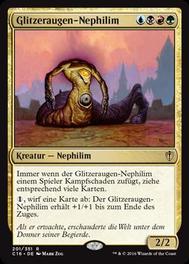 Glitzeraugen-Nephilim