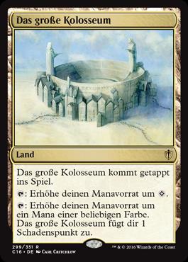 Das große Kolosseum