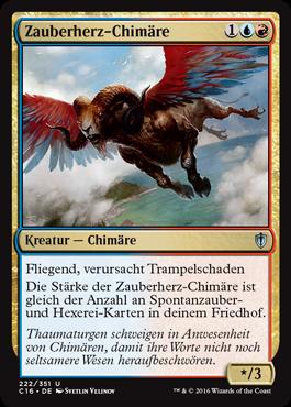 Zauberherz-Chimäre